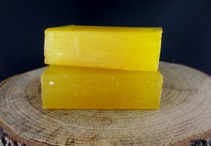 Lemon Handmade Shiny Care Soap 100g