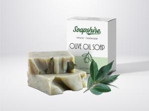 Laurel Handmade Natural Pie Soap 100g